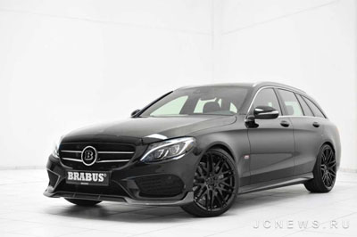Brabus выпускает Mercedes-Benz C-Class Estate AMG Line